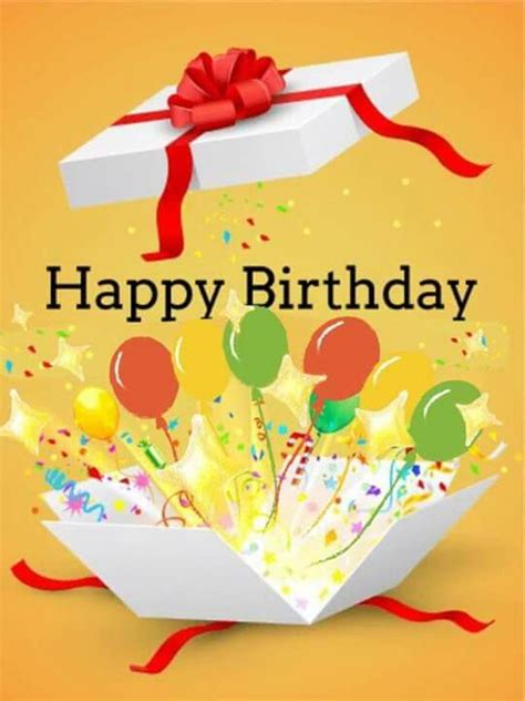 Happy Birthday Wishes Images 25 Best Ideas About Birthday Greetings On Pinterest