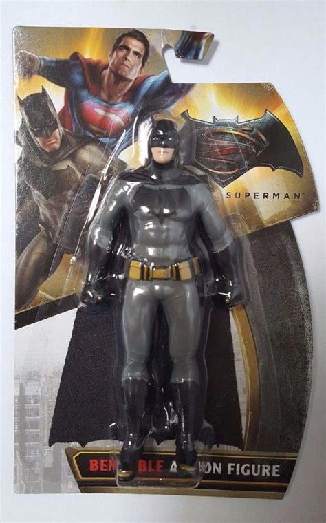 Figure Batman Vs Superman Superman Bendable Figure 12 inch batman figure for sale classifieds