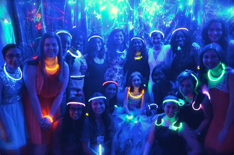quinceanera themes glow in the dark happy birthday lia glow in the dark quince 187 streetlight