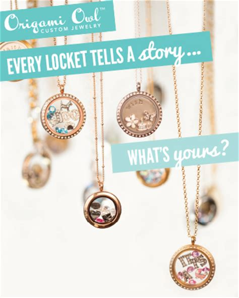 What Are Origami Owl Lockets Made Of - origami owl at storied charms origami owl living lockets