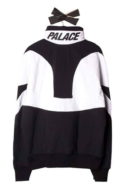 Zip Hoodie Palace Olympic palace x adidas heavy weight half zip jacket bonkers shop