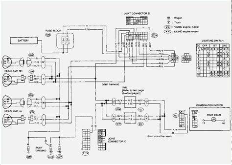 nissan wiring diagram wiring diagram manual