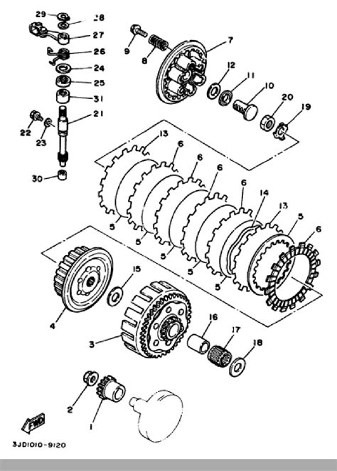 2002 yamaha yz 125 wiring diagrams wiring diagrams