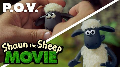 youtube film cartoon shaun the sheep shaun the sheep the movie animating shaun point of view