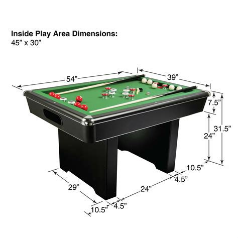 size pool table dimensions 1485329992 billiard table sizes and pool dimensions home