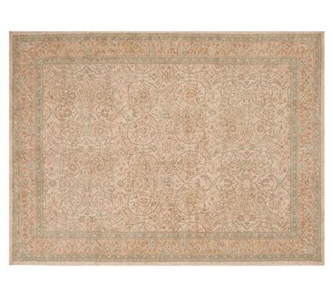 printed rug printed rug warm multi pottery barn