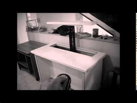 scrivania pc a scomparsa scrivania per tv a scomparsa