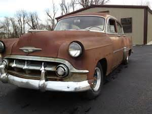 purchase used 1953 chevrolet bel air base sedan 4 door 3