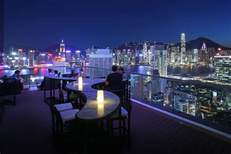 Top Bars In Hong Kong by The Best Rooftop Bars In Hong Kong Foodie