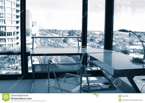 office view corner office view stock photo image of indoors