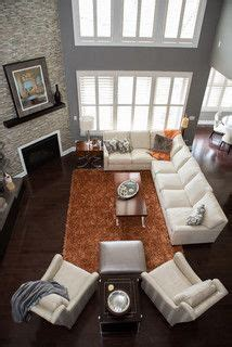 sectional sofa in front of window facing fireplace corner 246 best images about corner fireplaces on pinterest