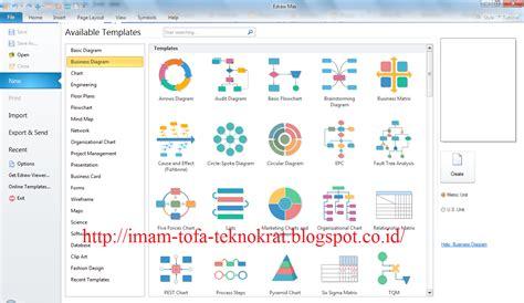 software membuat uml program edraw max v7 full version untuk merancang erd dfd