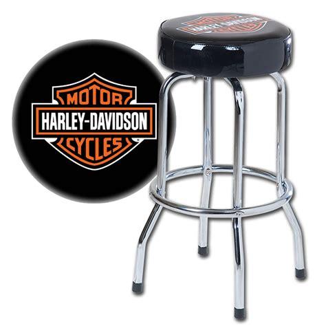 hdl 12124 harley davidson 174 b s bar stool single