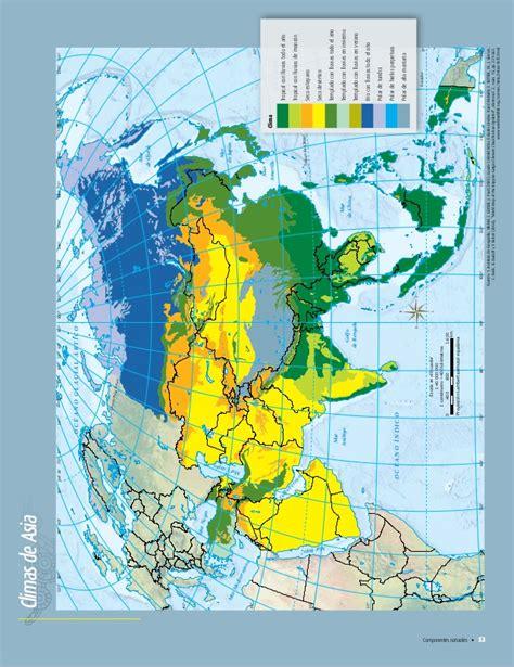 atlas del mundo pagina 91 atlas de geografia del mundo segunda parte