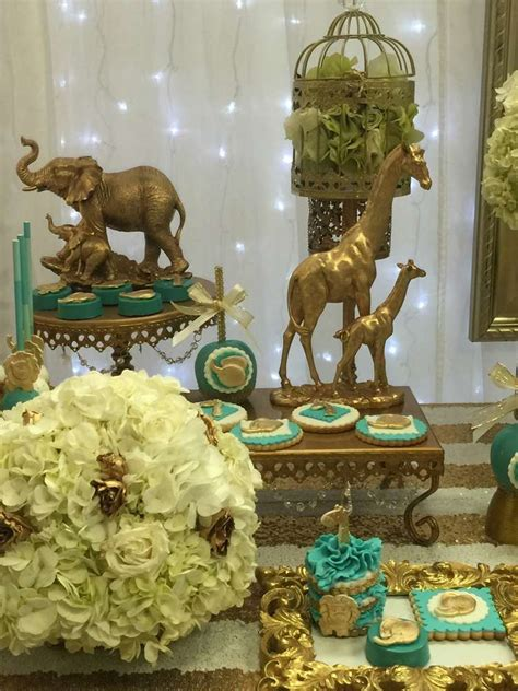Safari Baby Shower by Safari Baby Shower Ideas Photo 11 Of 15 Catch My