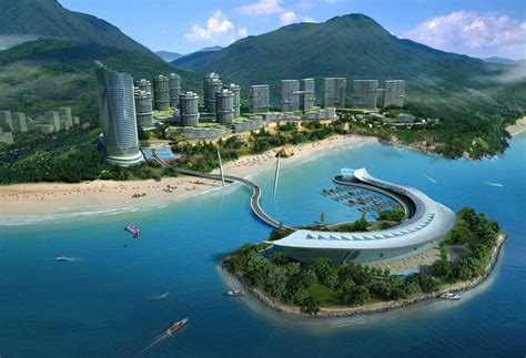 Design Plan by Dalian Asian Film Gold Coast Masterplan Voa Associates