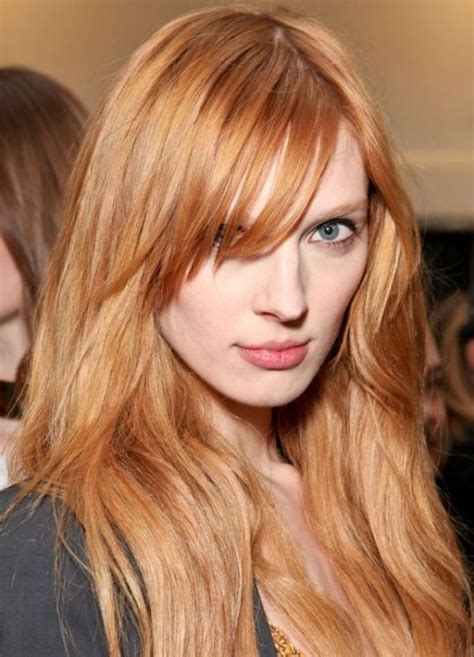 shades of strawberry blonde hair color hottest natural red hair color ideas best hair color