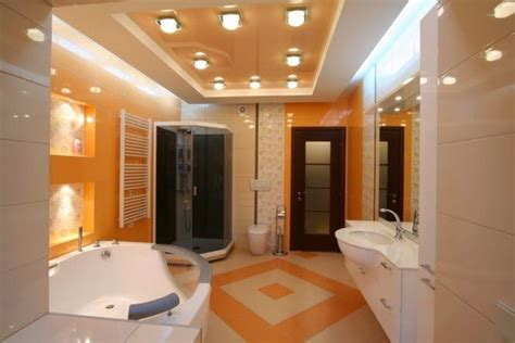 bathroom ceiling design ideas best tips for false ceilings for bathrooms with lighting