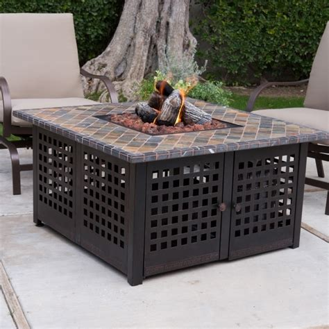 Propane Pit Table And Chairs outstanding gas pit table and chairs costco home chair designs propane pit costco
