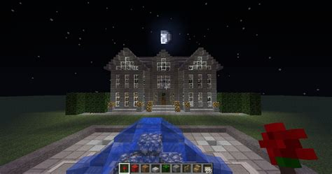minecraft country house optimus 5 search image minecraft country home