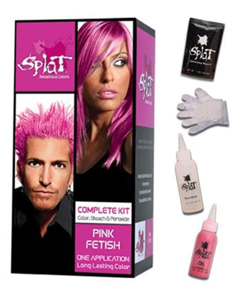 how to get splat hair dye out of hair splat pink hair dye reviews photo makeupalley