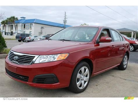 2009 kia optima 2009 ruby kia optima lx 22764040 gtcarlot car