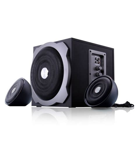 F D Speaker Bluetooth F550x Hitam 1 on f d f210x 2 1 bluetooth speakers black on