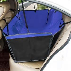 Pet Car Seat Covers For Suv Blue Seat Cover Pet Car Suv Back Rear Bench