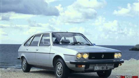 1973 renault 16 tx