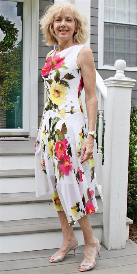 sundress for theover 50 summer fashions for over 50 2018 plus size women fashion