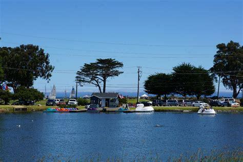 swan boats monterey dennis the menace park 6