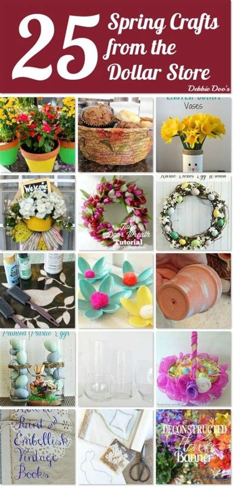 dollar store craft projects 119 best images about dollar store on crafts
