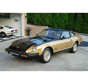 The 1980 280ZX Tenth Anniversary Edition