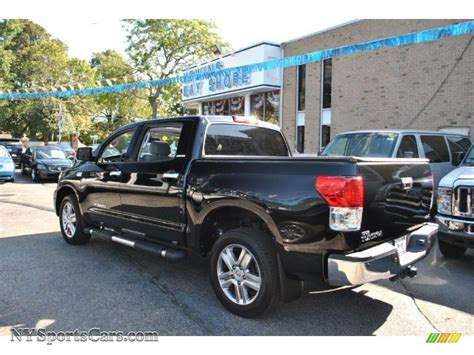 Toyota Tundra Crewmax Limited 4x4 For Sale 2010 Toyota Tundra Limited Crewmax 4x4 In Black Photo 4