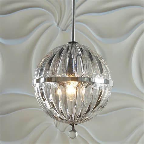 fluted glass pendant light fluted glass globe pendant pendant lighting by shades