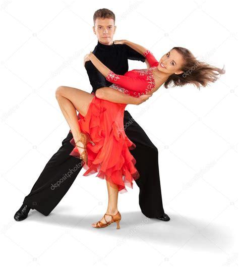bailando salsa hombre y una mujer bailando salsa foto de stock