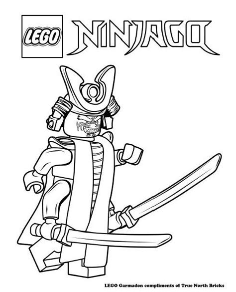 ninjago garmadon coloring page 115 best free lego colouring pages images on pinterest