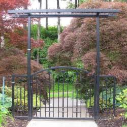 Garden Gate Trellis Garden Gate With Trellis Todd Mcmurray Design