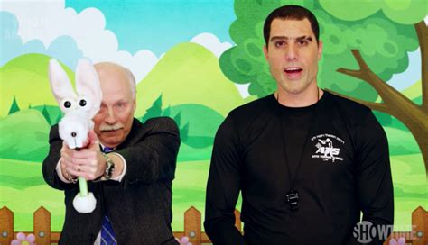 sacha baron cohen who is america guns who is america sacha baron cohen gives guns to