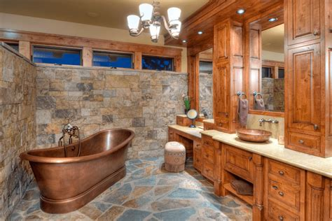 copper bathtubs turning your bathroom into an antique
