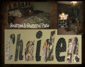Camo Room Decor The Funky Letter Boutique How To Decorate A Boys Room In A Realtree Camo Theme