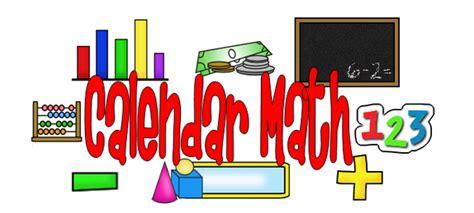 Calendar Math Calendar Math Mrs Shannon S Math Class