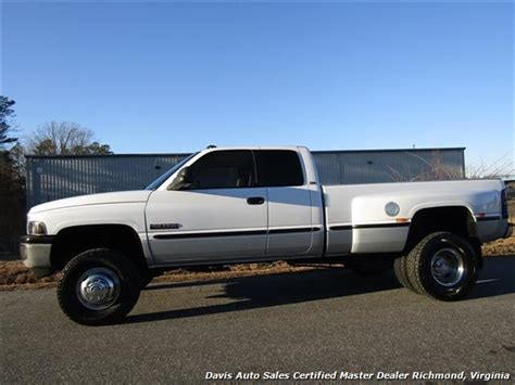 1999 Dodge Ram 3500 Laramie SLT Cummins Turbo Diesel 4X4
