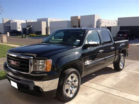 buy used 2010 gmc 1500 sle crew cab 4 door 5