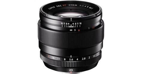 Lensa Fujifilm X Series fujinon xf23mm f 1 4 r
