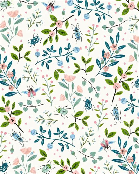 floral pattern artwork 363 best pattern images on pinterest