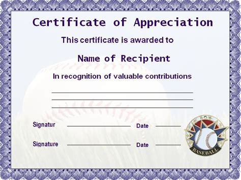 certificate word template free certificate template graphics and templates