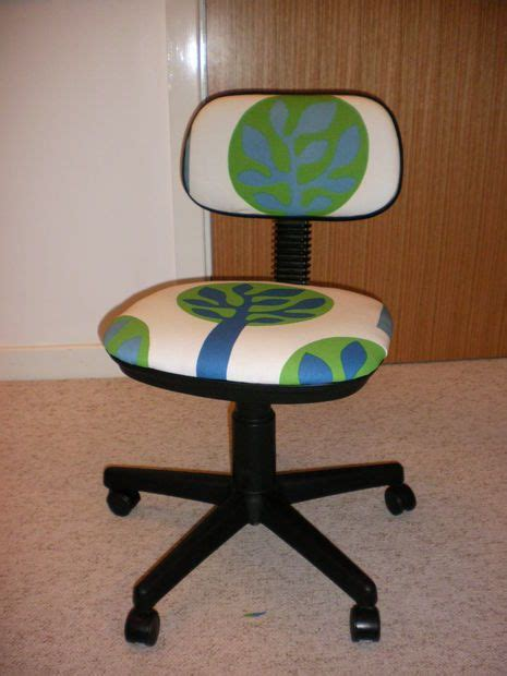 how to reupholster a swivel chair 17 best ideas about recover office chairs on