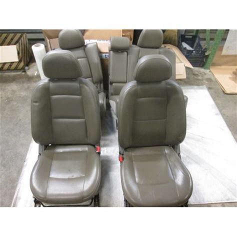 interni in pelle per auto usati hyundai santafe 2 0 diesel 5m 82kw 2003 ricambio interno