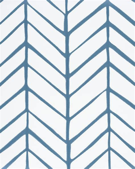 wallpaper pattern blue and white blue and white herringbone wallpaper
